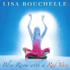 BOUCHELLE,LISA, Bleu Room With a Red Vase, New Import