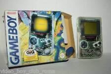 CONSOLE NINTENDO GAME BOY CLEAR BOXATA DMG-01 USATA OTTIMO NINTENDO MB2 37399