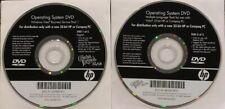 HP DX Operating System Restore DVD Kit 483886-B21 & 486467-B22 dx1000 dx2390