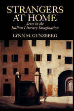 Strangers at Home: Jews in the Italian Literary Imagination-ExLibrary