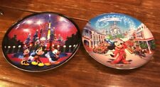 PAIR Disney 25 Year Anniversary Walt Disney World 1996 Plate