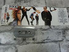 INXS - Kick (UK) / Cassette Tape Album /3456