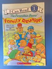 I Can Read! The Berenstain Bears' Family Reunion