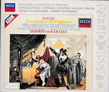 Tomowa-sintow signs Mozart le Nozze di Figaro Cotrubas van Dam stade Karajan 3cd