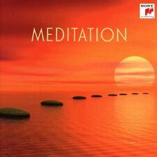 Meditazione (Yiruma, G. Mahler, Tan Dun, H. Purcell,...) CD NUOVO