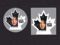 NUNAVUT TERRITORY = CANADA 150 = BK & MiniSheet stamps MNH-VF Canada 2017