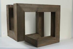 Max Gerhard Konkrete Kunst Holzskulptur Raumskulptur Holz signiert 2020