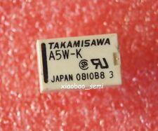 1pcs Relais Takamisawa A5W A5W-K DIP-10 Relay 2x UM 5V Audio Signal