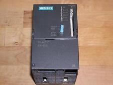 Siemens 6ES7314-1AE04-0AB0 E:01 Simatic S7-300 CPU314 used good condition