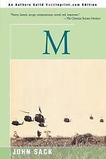 M by John Sack (2004, Paperback)