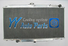 Aluminium Radiator for Nissan Patrol GU Y61 4.2L Turbo Diesel 3Core Manual