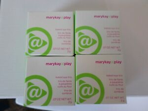 MARY KAY AT PLAY BAKED EYE TRIO DISCONTINUED NIB  KAL020-027