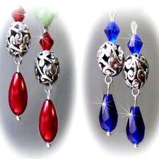 Art Deco Crystal Drop/Dangle Fashion Earrings