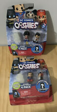2 Dc Comics Ooshies 4 Packs Pencil Toppers Gitd Lex Luthor & Green Arrow Mystery