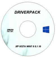 NEW TOSHIBA DRIVERS DISC DRIVER RECOVERY UPDATE CD DVD WIN XP VISTA 7 8 8.1 10