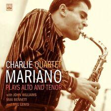 Charlie Mariano Quartet PLAYS ALTO AND TENOR