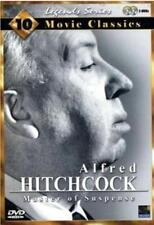 DVD New Factory Sealed Alfred Hitchcock 10 Movie Classics