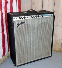 Vintage 1976 Fender Bassman Ten 50-Watt 4x10 Silverface Guitar Amp! NO RESERVE!!