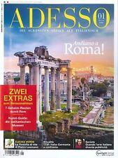 ADESSO, Jahrgang 2016: 12 Hefte inkl. Booklet evviva! +++ wie neu +++