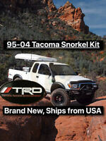 1995-2004 1st Gen Toyota Tacoma Off-Road Snorkel Kit Intake COLOR TRD BADGE USA