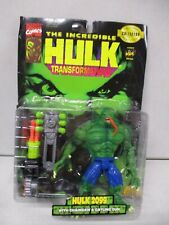 1997 Marvel The Incredible Hulk Transformations Hulk 2099