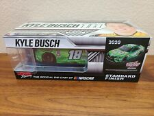 2020 #18 Kyle Busch Interstate Batteries Lightning 1/24 Action NASCAR Diecast