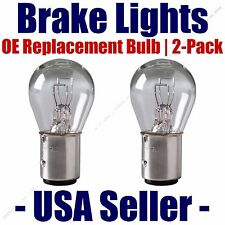 Stop/Brake Light Bulb 2pk - Fits Listed GMC Vehicles - 1034