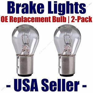 Stop/Brake Light Bulb 2pk - Fits Listed AMC Vehicles - 1034