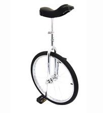 "Unicycle 24"" Indy One Wheeled Bike Trainer Unicycle Adult Uni-Cycle **FAST POST*"