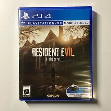 Resident Evil 7 VII Biohazard (PlayStation 4)  ✔Brand New & Free Shipping✔