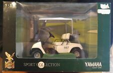 Yamaha Diecast Vans 1/12 White Golf Road Champs Car Vehical Model Toys