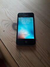 Apple iPhone 4s - 32GB - Black (Unlocked) A1387 (CDMA + GSM) GOOD CONDITION