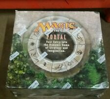 Magic the Gathering Portal Starter Set Display 12-Ct Rare Sealed MTG TCG CCG