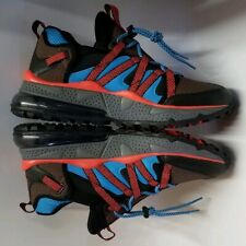 Nike Air Max 270 Bowfin Red and Teal Hiking Shoes Men's Size 12