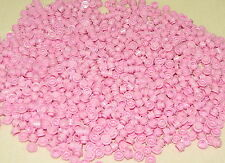 LEGO LOT OF 1000 NEW BRIGHT PINK 1 X 1 ROUND DOTS PLATES PIECES