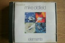 Mike Oldfield - Elements (The Best Of) (CD) . FREE UK P+P ......................