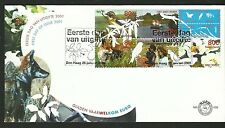 NETHERLANDS 2001 , First Day Cover 430 Animals (nl)