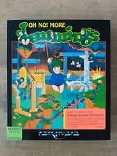 Atari ST Game Oh no! More lemmings - boxed