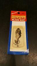 Worden's Showdown Blade Bait 3/16 oz Black