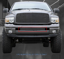 Billet Grille Grill Bumper Grill  For Dodge Ram 2006 2007 2008