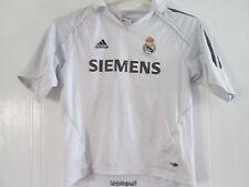 "Real Madrid 2005-2006 Home Football Shirt 30-32"" boys  /41231"