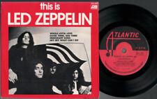 Led Zeppelin Rock 1st Edition Vinyl Records