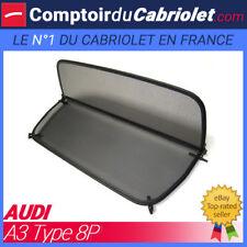 Filet anti-remous saute-vent, windschott Audi A3 cabriolet type 8P - TUV