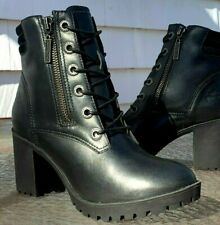 Harley-Davidson Women's Size 6 M Black Leather Limited Edition Boots 83989