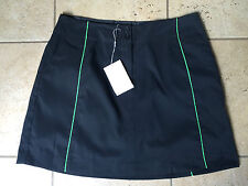 NIKE GOLF Womens Novelty Skort--Black-Size 8-NWT