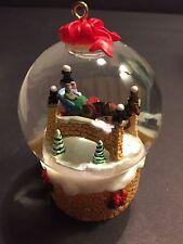 "Hallmark ""Sleigh Ride"" Christmas Ornament Dated 2003"