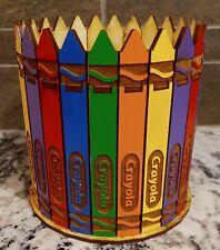 Teacher Appreciation Crayola Desk Organizer