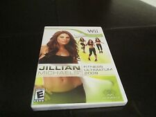 Jillian Michaels' Fitness Ultimatum 2009 (Nintendo Wii, 2008) Used, Very Good
