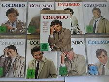 Columbo Sammlung Mega Paket - 10 DVDs Staffel 1+2+3+4+5+6+7+8+9+10 - TOP