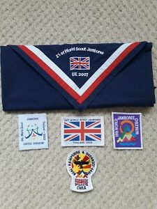 World jamboree items.